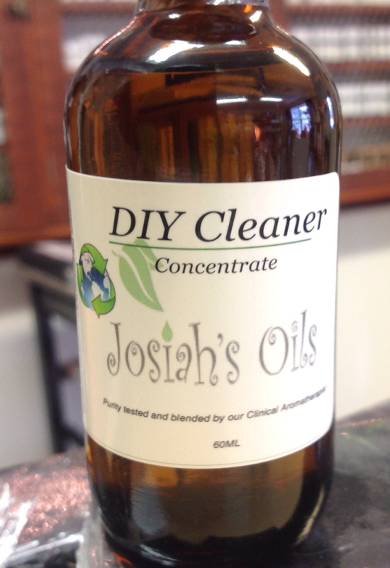 Concentrated Diy Household Cleaning Drops Essential Oils